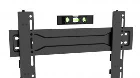 "Multibrackets M VESA Wallmount Super Slim Tilt 600 MAX 40-75"" Black"
