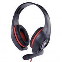 Gembird GHS-05-R Gaming Headset Black/Red